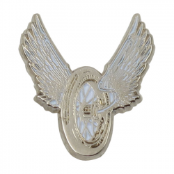 Pin Harley Chopper wings WHEEL