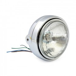 "5 3/4"" ROADSTER LAMPA CHROM..."